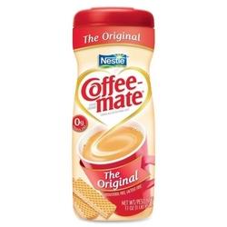Case of [8] Nestle' USA Coffeemate Creamer, 11 oz, 1/PK, Lite