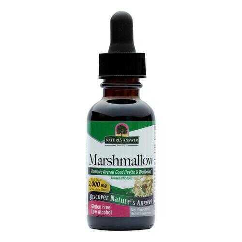 Nature's Answer - Marshmallow Root - 1 fl oz