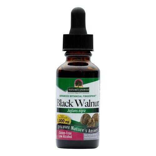 Nature's Answer - Black Walnut Hulls - 1 fl oz