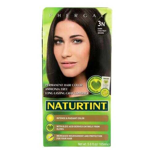 Naturtint Hair Color - Permanent - 3N - Dark Chestnut - 5.28 oz