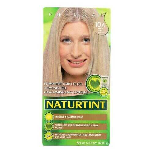 Naturtint Hair Color - Permanent - 10A - Light Ash Blonde - 5.28 oz