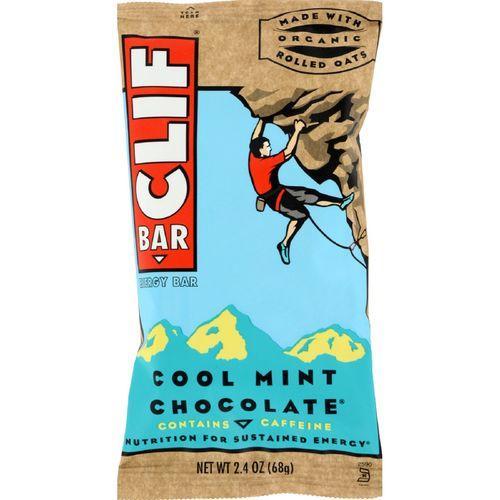 Clif Bar - Organic Cool Mint Chocolate - Case of 12 - 2.4 oz