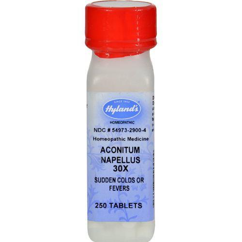 Hyland's Aconitum Napellus 30x - 250 Tablets
