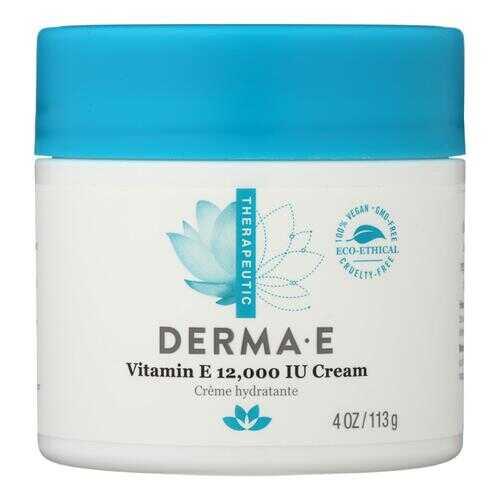 Derma E Vitamin E Creme - 12000 IU - 4 oz