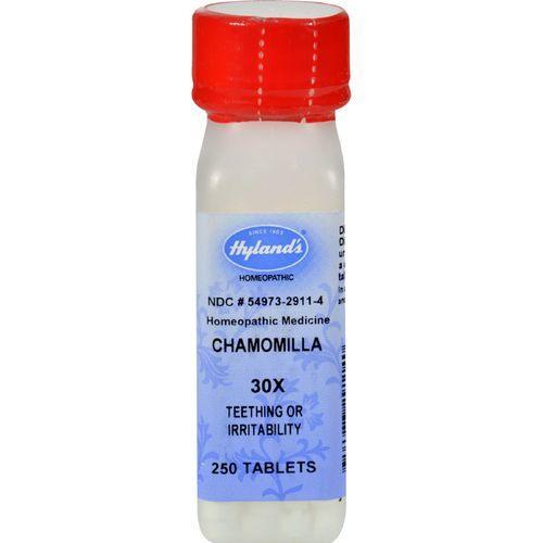 Hyland's Chamomilla 30X - 250 Tablets