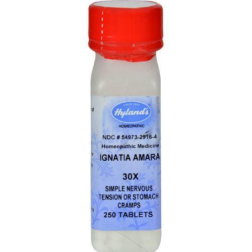 Hyland's Ignatia Amara 30X - 250 Tablets