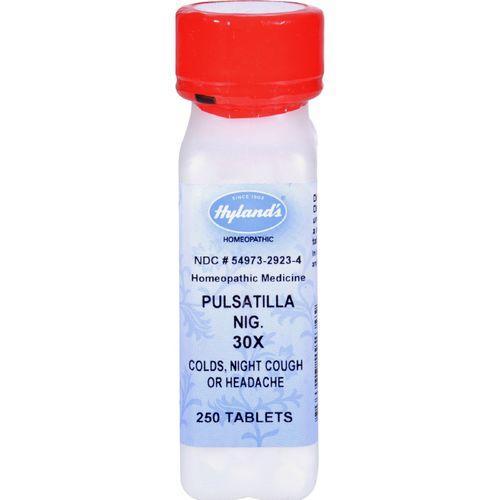 Hyland's Pulsatilla 30x - 250 Tablets