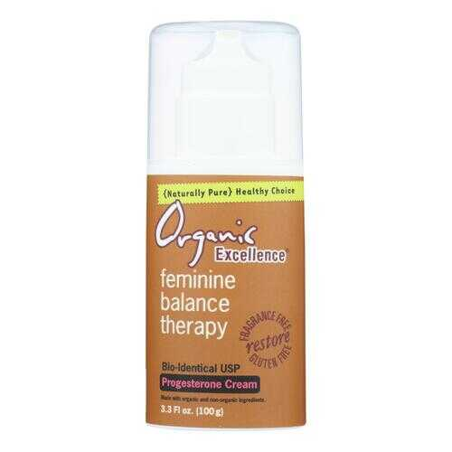 Organic Excellence Feminine Balance Therapy - 3 oz