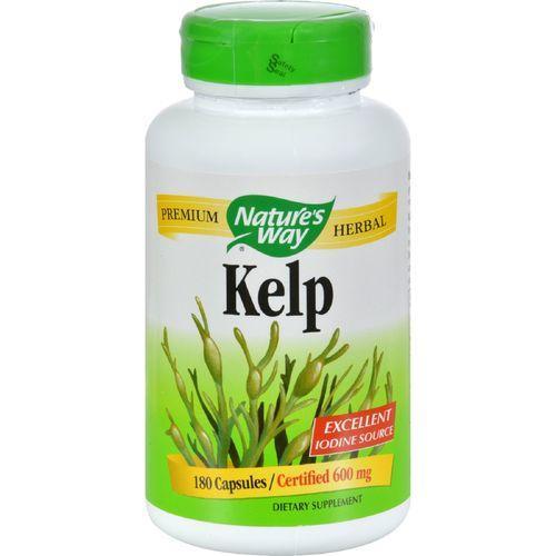 Nature's Way Kelp - 180 Capsules