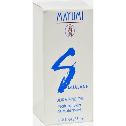 Mayumi Squalane Ultra Fine Oil - 1.12 fl oz