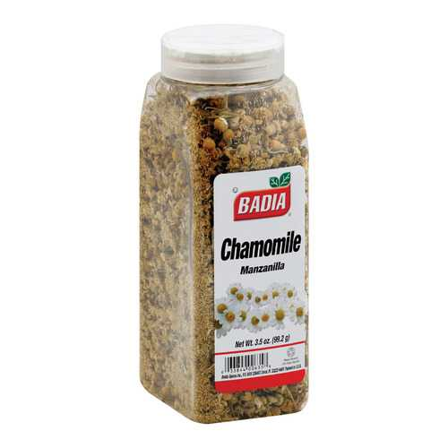 Badia Spices Chamomile Flower Spice - Case of 6 - 3.5 oz.