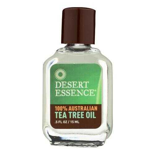 Desert Essence - Australian Tea Tree Oil - 0.5 fl oz