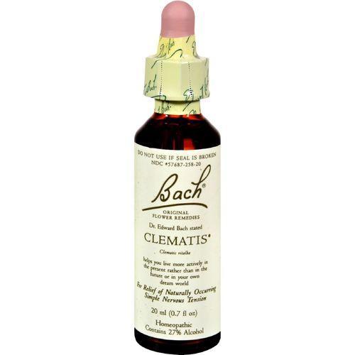 Bach Flower Remedies Essence Clematis - 0.7 fl oz