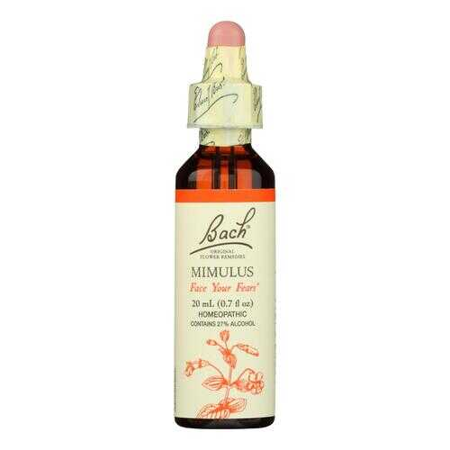 Bach Flower Remedies Essence Mimulus - 0.7 fl oz