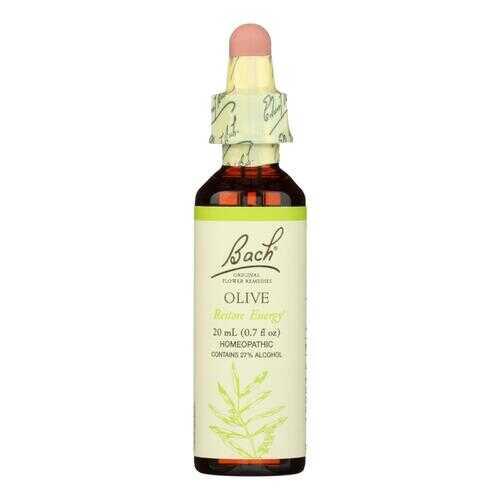 Bach Flower Remedies Essence Olive - 0.7 fl oz