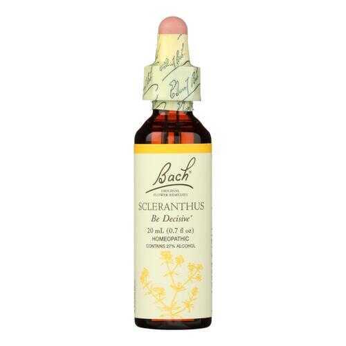 Bach Flower Remedies Essence Scleranthus - 0.7 fl oz