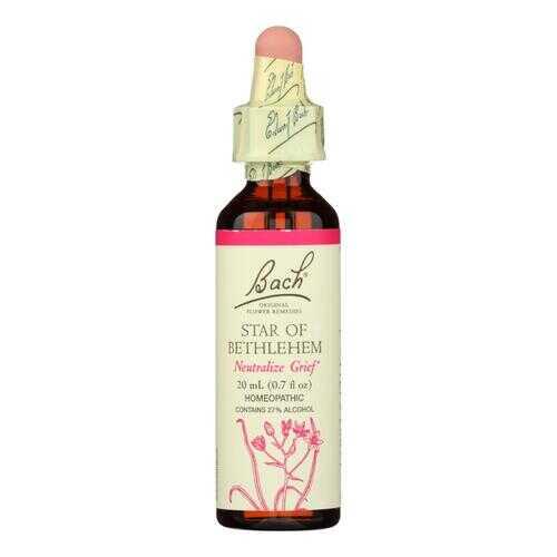 Bach Flower Remedies Essence Star of Bethlehem - 0.7 fl oz