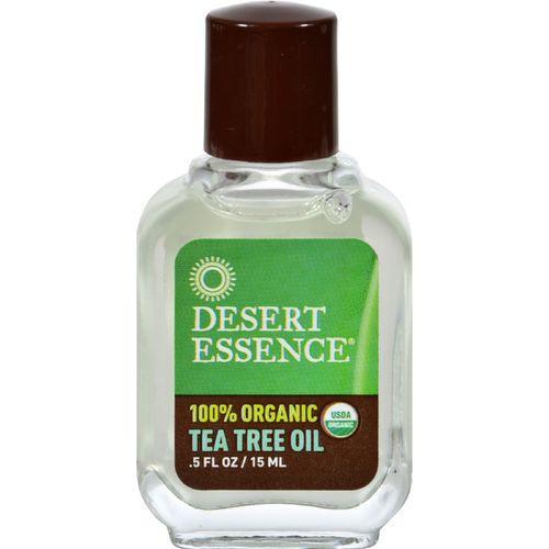 Desert Essence - Tea Tree Oil - 0.5 fl oz
