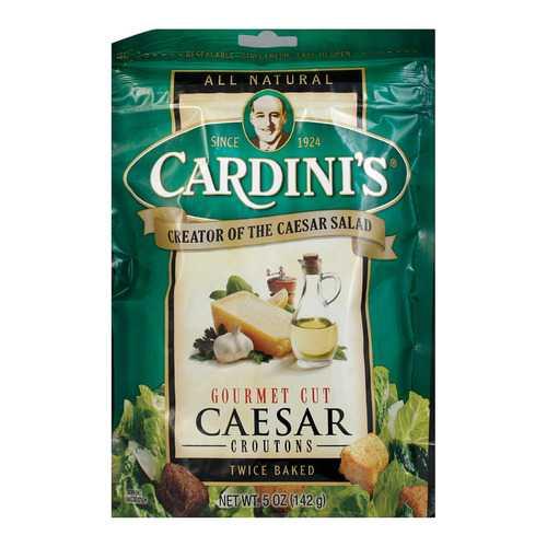Cardini's Caesar Croutons - 5 oz