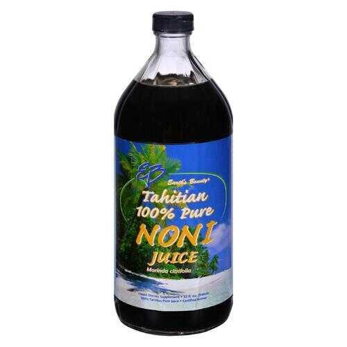 Earth's Bounty Tahitian Pure Noni Juice - 32 fl oz