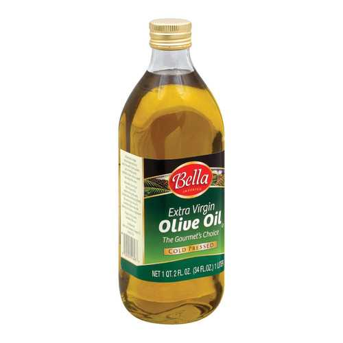 Bella Olive Oil - Extra Virgin - Case of 6 - 34 fl oz