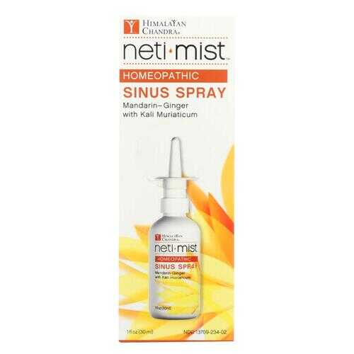 Himalayan Institute Neti Mist Sinus Spray - 1 fl oz