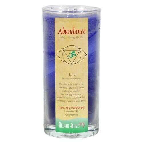 Aloha Bay - Chakra Jar Candle - Abundance - 11 oz