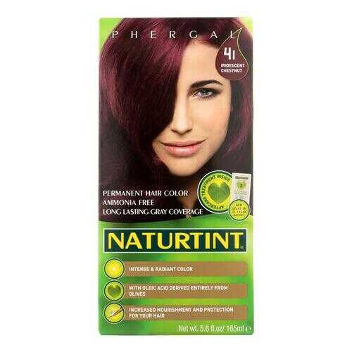 Naturtint Hair Color - Permanent - 4I - Iridescent Chestnut - 5.28 oz