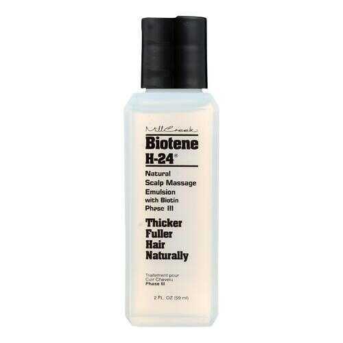 Mill Creek Biotene H-24 Natural Scalp Massage Emulsion - 2 fl oz