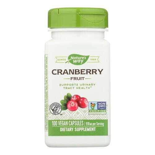 Nature's Way - Cranberry Fruit - 100 Capsules