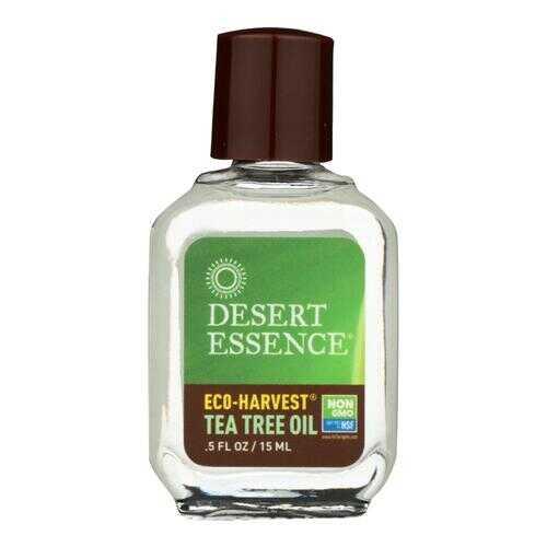 Desert Essence - Eco Harvest Tea Tree Oil - .5 oz