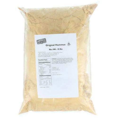 Fantastic World Foods Mix - Hummus Dip - 1 lb - case of 10