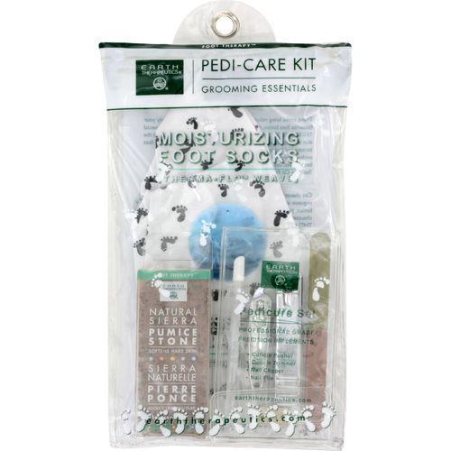 Earth Therapeutics Pedi-Care Kit Grooming Essentials - 1 Kit
