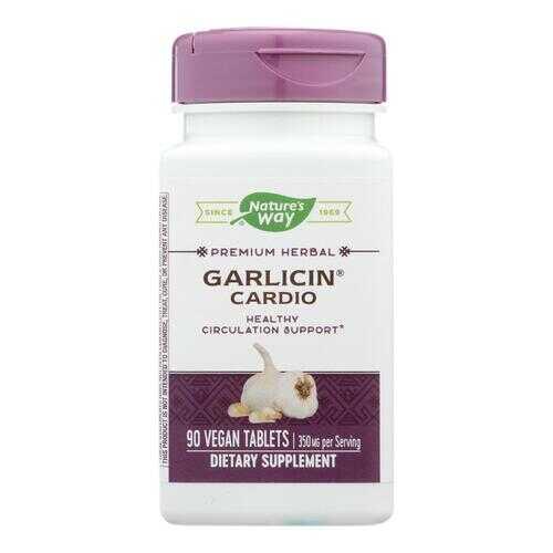 Nature's Way Garlicin - 90 Tablets
