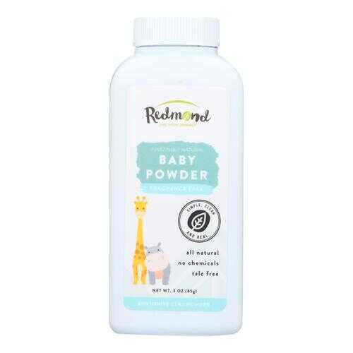 Redmond Trading Company Baby Powder - 3 oz