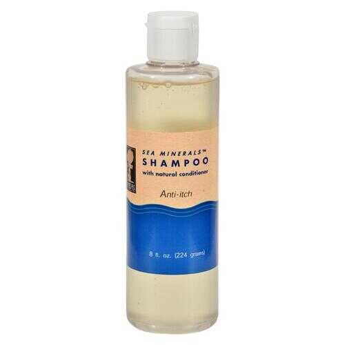 Sea Minerals Shampoo - 8 fl oz