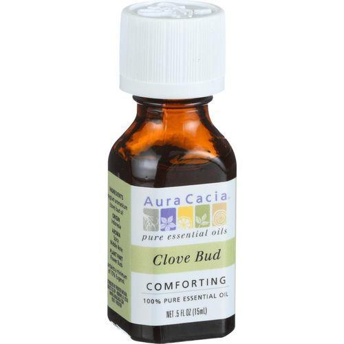 Aura Cacia - Essential Oil - Clove Bud - .5 oz