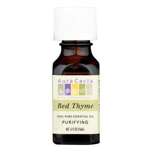 Aura Cacia - Essential Oil - Red Thyme - .5 oz