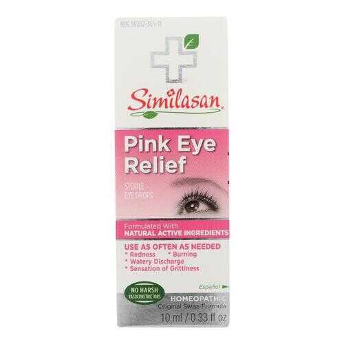 Similasan Irritated Eye Relief - 0.33 fl oz