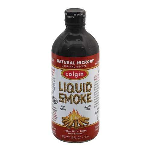 Colgin Liquid Smoke - Hickory - Case of 6 - 16 fl oz