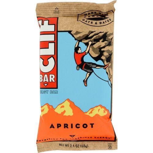 Clif Bar - Organic Apricot - Case of 12 - 2.4 oz