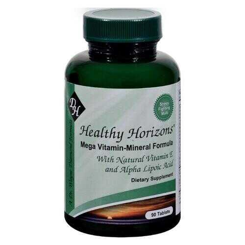 Diamond-Herpanacine Healthy Horizons - 90 Tablets