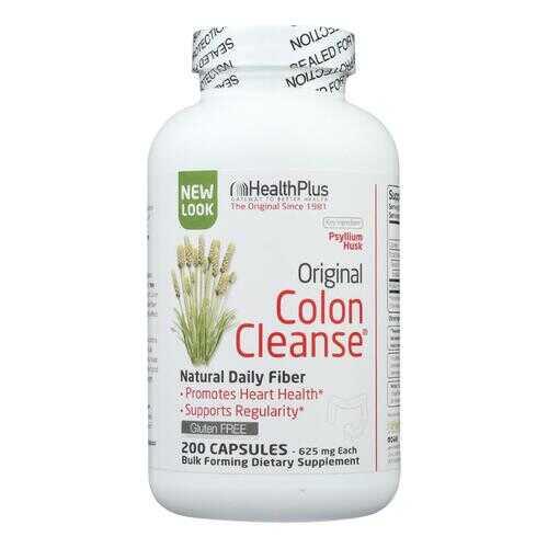 Health Plus - The Original Colon Cleanse - 200 Capsules