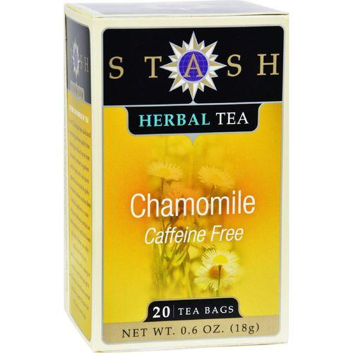Stash Tea - Herbal - Chamomile - 20 Bags - Case of 6