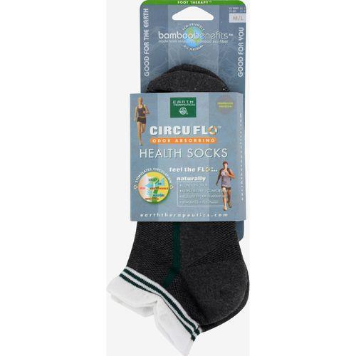 Earth Therapeutics Socks Circu-Flo - Medium/Large - 1 Pair