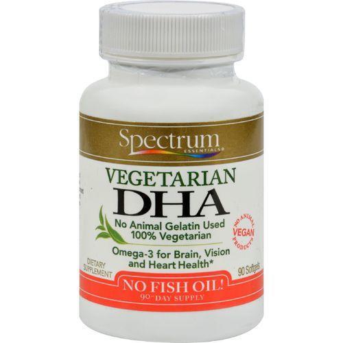 Spectrum Essentials Vegetarian DHA - 90 Softgels
