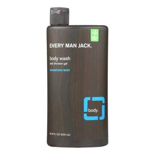 Every Man Jack Body Wash - Signature Mint - 16.9 oz