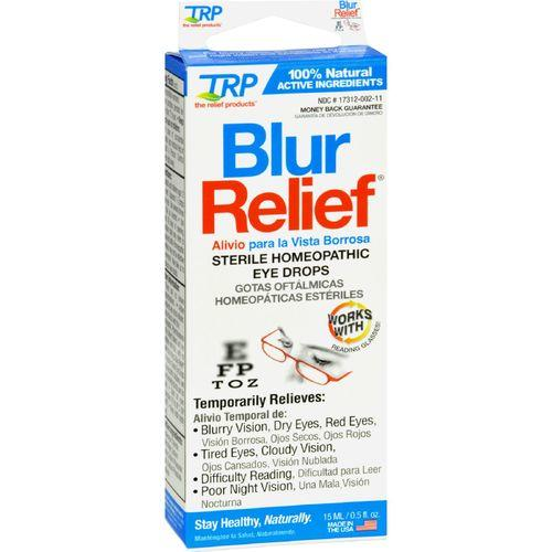 TRP Blur Relief Eye Drops - 0.05 fl oz