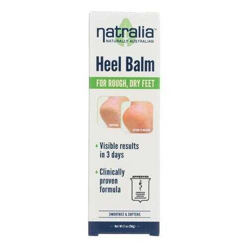 Natralia Heel Balm - 2 oz