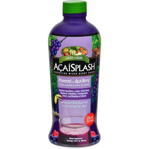 Garden Greens AcaiSplash - 30 fl oz